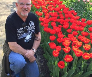 Vito Cosmo Jr., 57, was a Parkinson's disease advocate and generous spirit